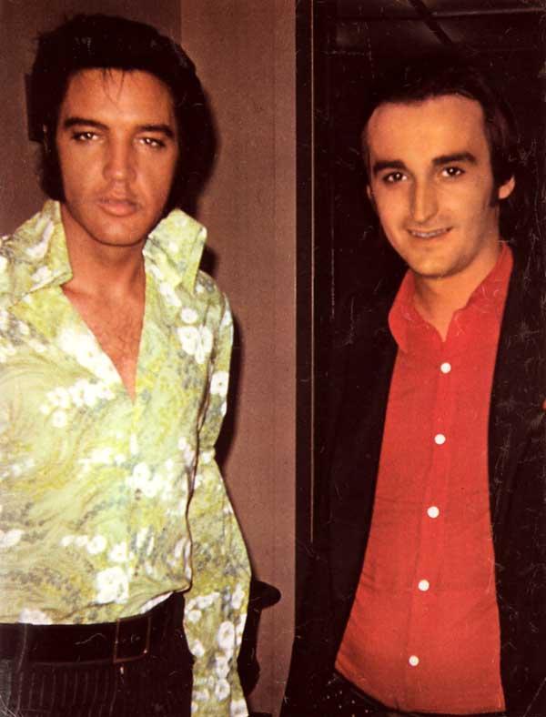 Dick Rivers is dead ... Elvis-1969
